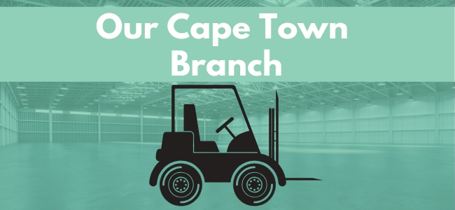 Choosing a forklift Cape Town